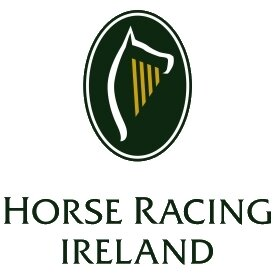 Horse Racing Ireland Logo. Client of Huntoffice Interiors, Dublin