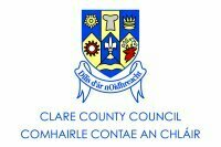 Clare County Council Logo. Client of Huntoffice Interiors