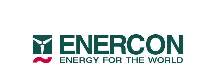 Enercon Logo. Client of Huntoffice Interiors