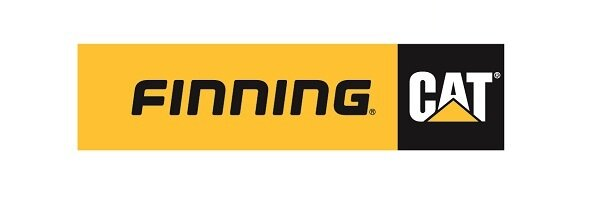 Finning Logo. Client of Huntoffice Interiors