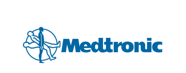 Medtronic Logo. Client of Huntoffice Interiors