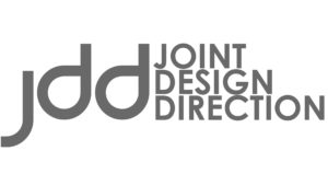 JDD - Joint Design Direction Logo
