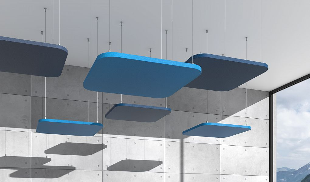 Fluffo Acoustic Ceiling Panels