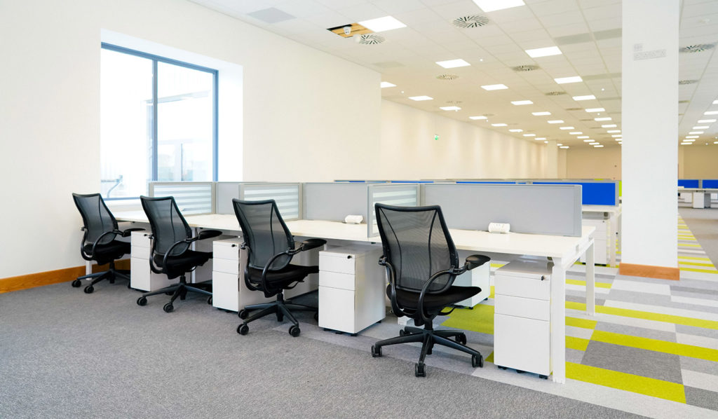 Pallas Foods Fit Out Project