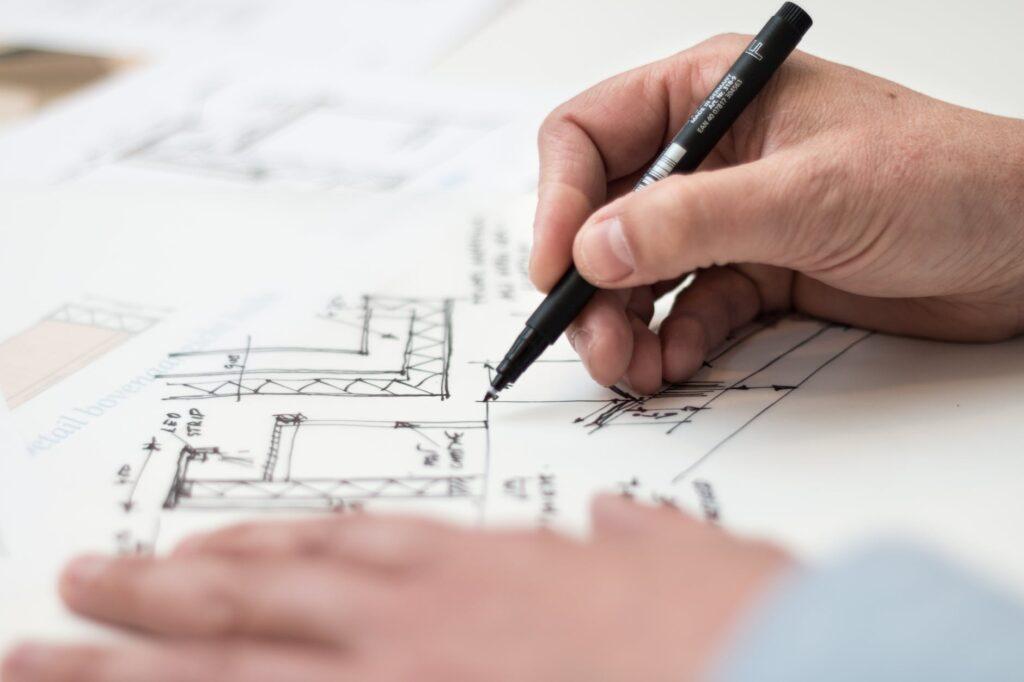 Design and planning at Huntoffice Interiors